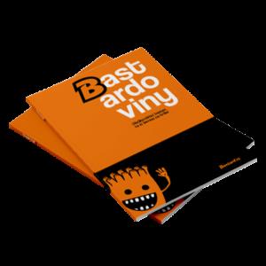 Bastardoviny – knížka kreslených vtipů