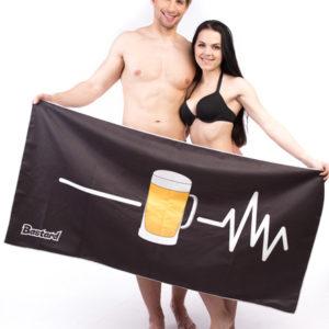 Beer help rychleschnoucí osuška