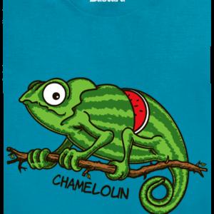 Chameloun modré pánské tričko