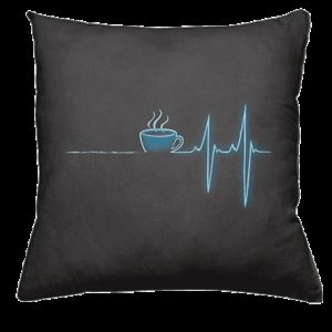 Coffee help polštář