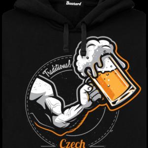 Czech Workout pánská mikina
