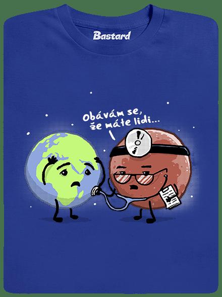 Diagnóza dětské tričko