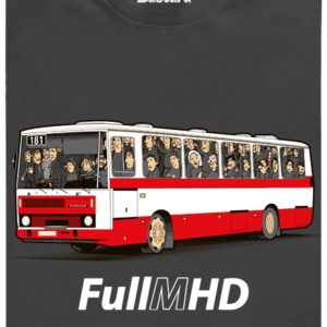 Full MHD šedé pánské tričko