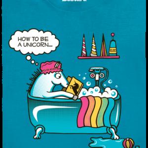 Jak se stát jednorožcem pánské tričko