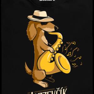 Jazzevčík pánské tričko