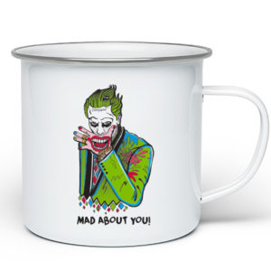 Joker plecháček