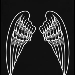 Křídla dětské tričko
