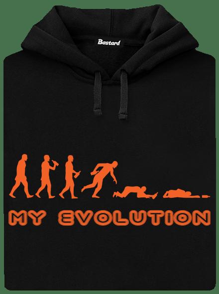 My Evolution pánská mikina