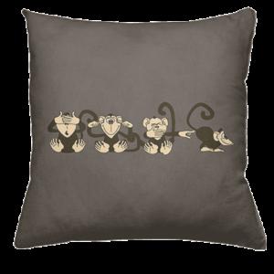 Opice polštář