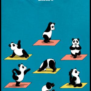 Pandí jóga pánské tričko