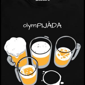 Pijáda pánské tričko