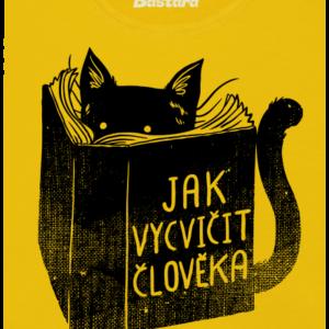 Povinná četba žluté dámské tričko