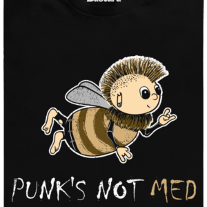 Punk's Not Med pánské tričko