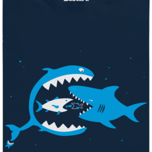 Rybky dětské tričko