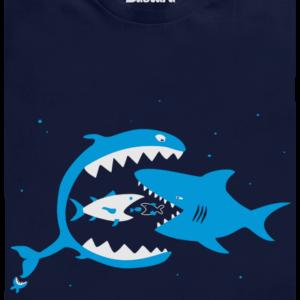 Rybky pánské tričko