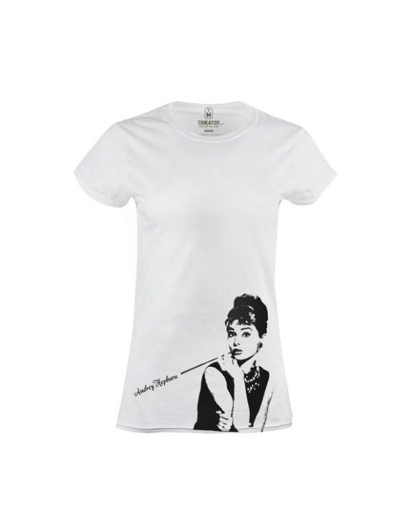 Tričko dámské Audrey Hepburn