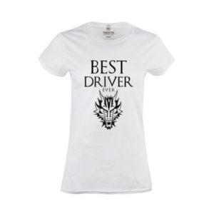 Tričko dámské Best Driver