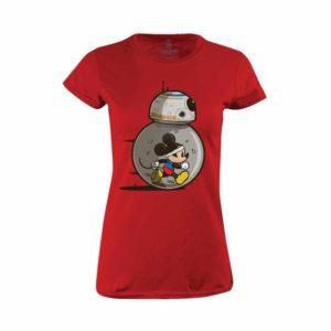 Tričko dámské Běžec Mickey
