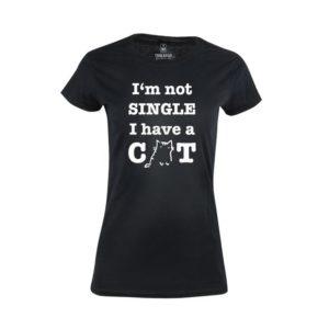 Tričko dámské Cat