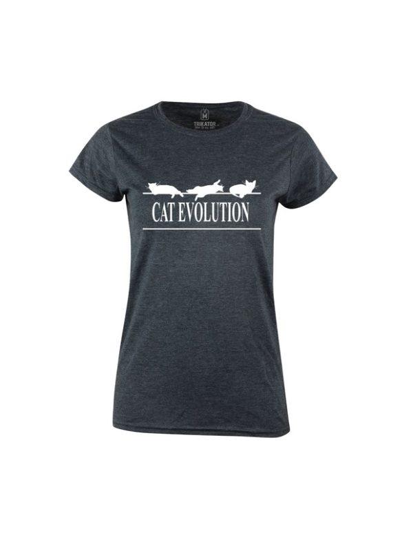 Tričko dámské CatEvolution