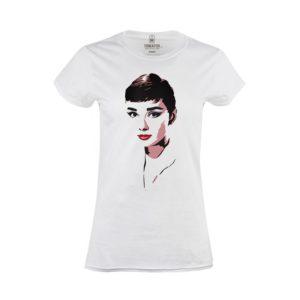 Tričko dámské Colourful Audrey
