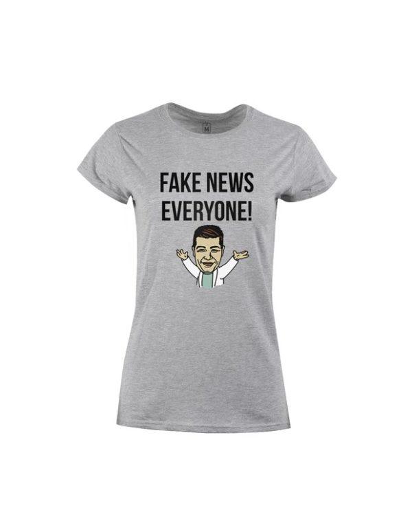 Tričko dámské Fake News