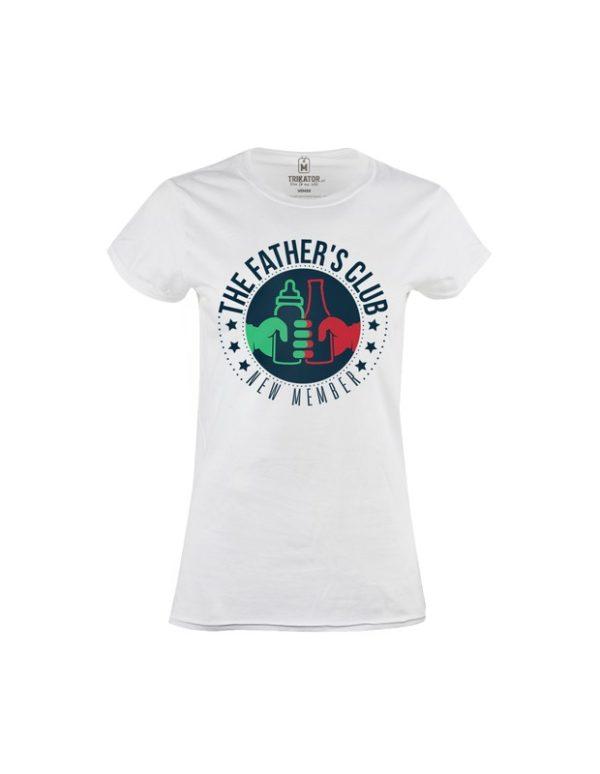 Tričko dámské Fathers Club