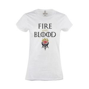 Tričko dámské Fire and Blood