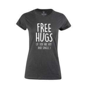 Tričko dámské Free Hugs