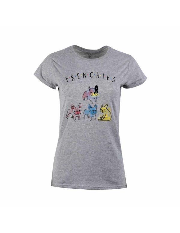 Tričko dámské Frenchies