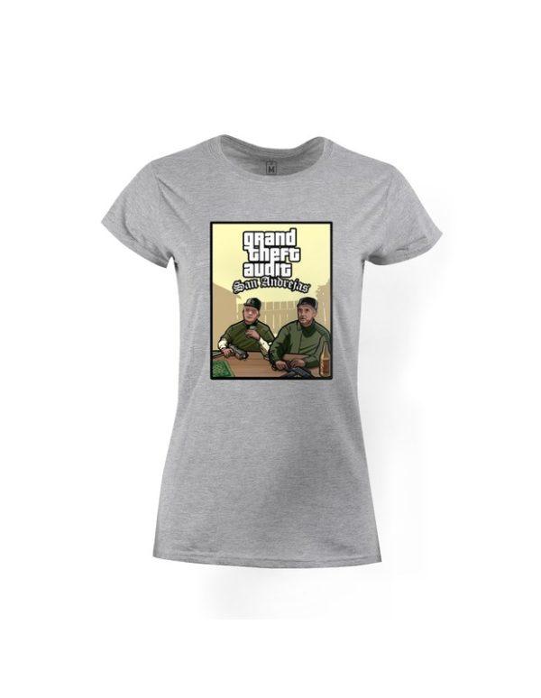 Tričko dámské GTA