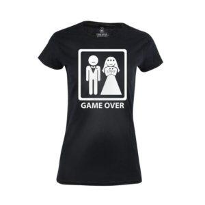 Tričko dámské Game Over