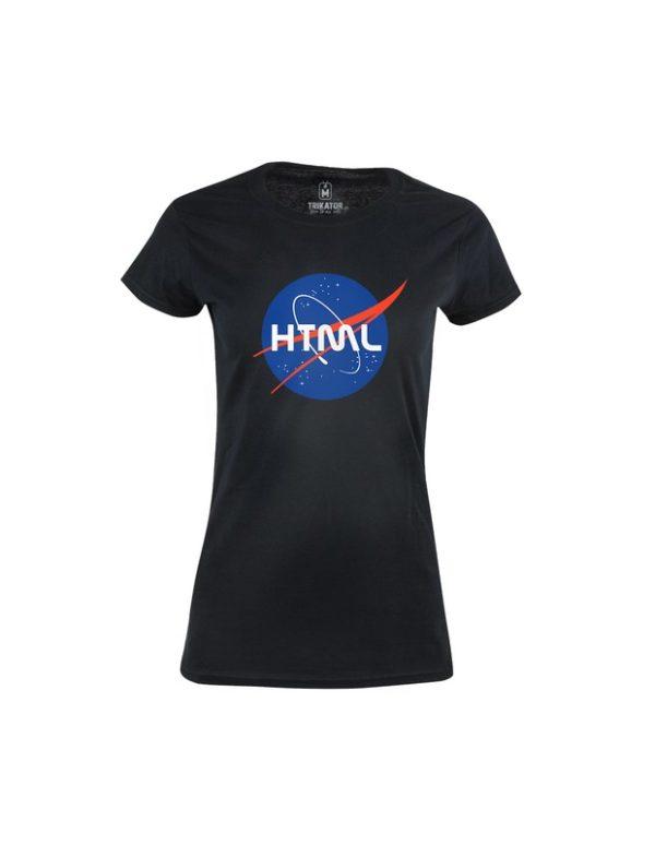 Tričko dámské HTML