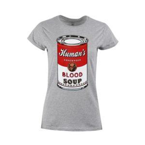 Tričko dámské Human Soup