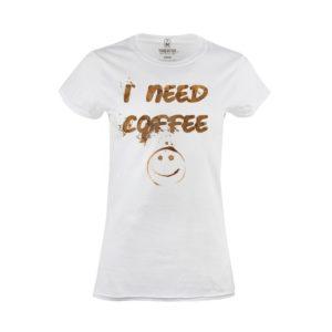 Tričko dámské I need Coffee