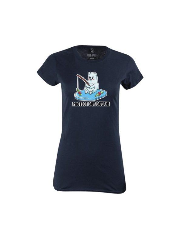 Tričko dámské Ice Bear