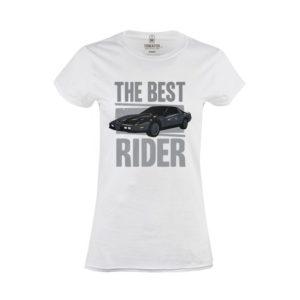 Tričko dámské Knight Rider