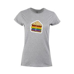 Tričko dámské LGBT Sandwich