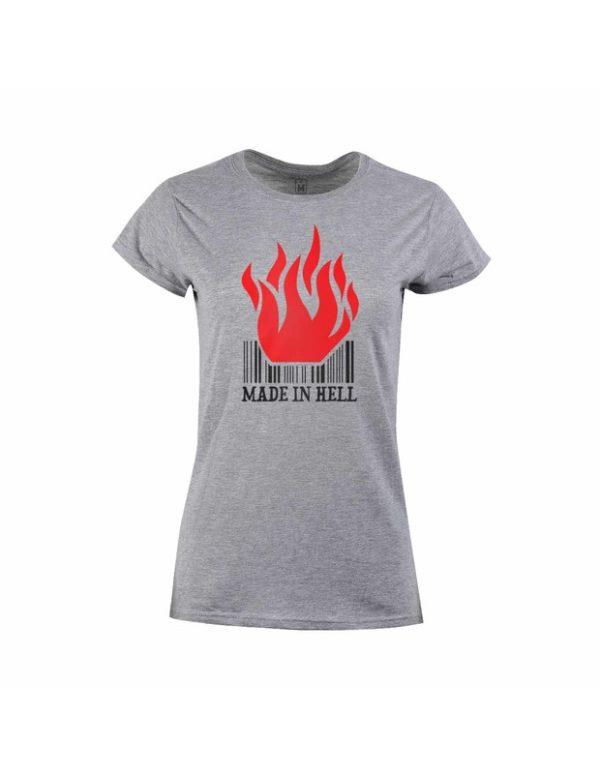 Tričko dámské Made in Hell
