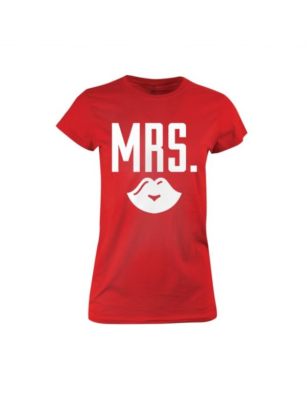Tričko dámské Mrs.