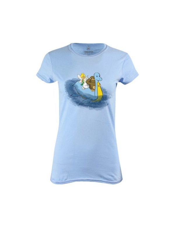 Tričko dámské Neuvěřitelní plavci