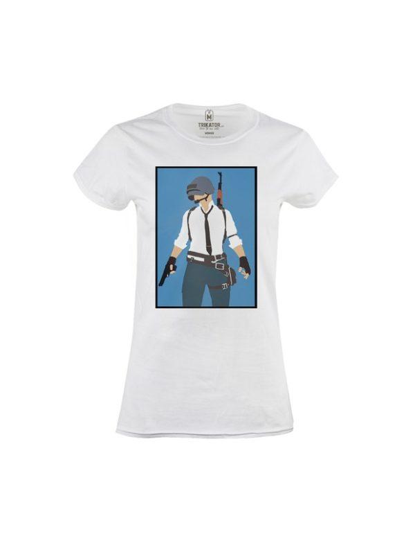 Tričko dámské PUBG