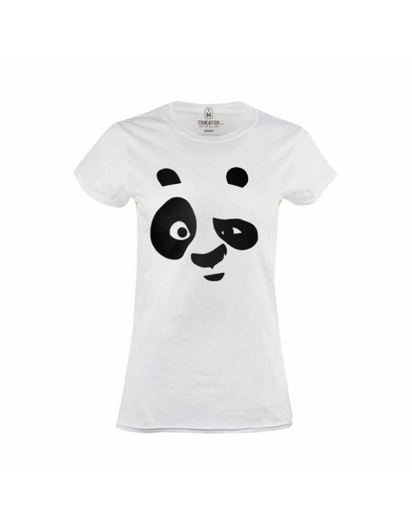 Tričko dámské Panda face
