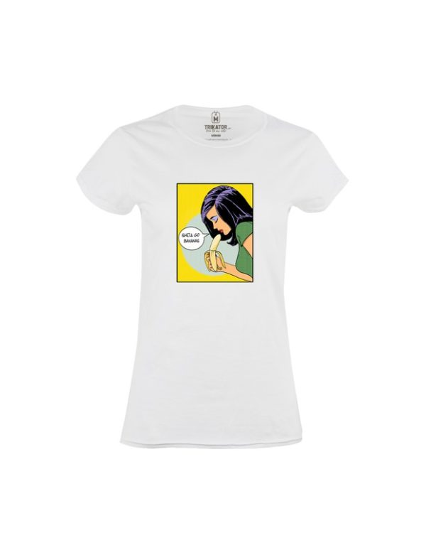 Tričko dámské Pop Art Babe