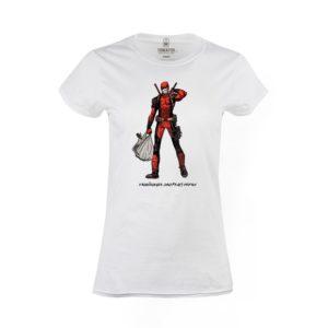 Tričko dámské Pravý hrdina