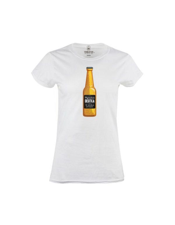 Tričko dámské Prymulova desítka