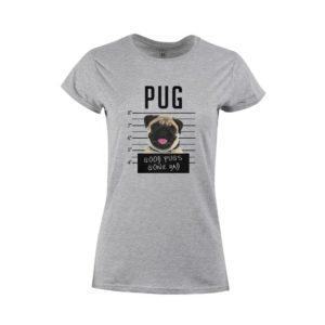 Tričko dámské Pugshot