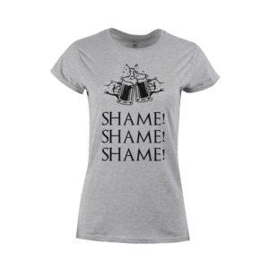 Tričko dámské Shame shame shame