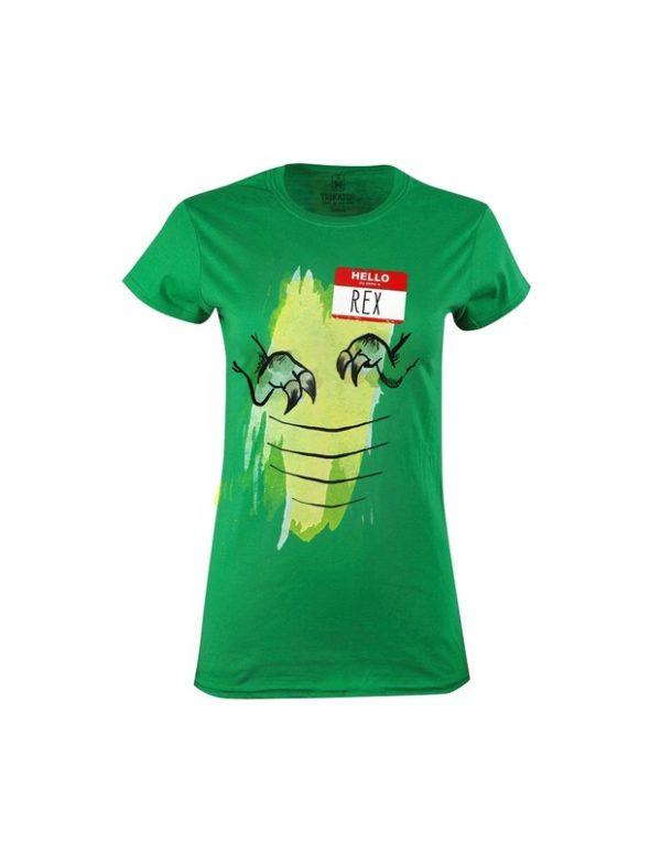Tričko dámské T-Rex
