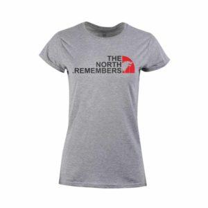 Tričko dámské The North Remember